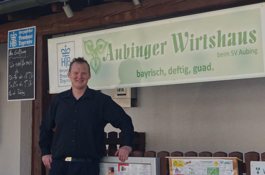 Benni Frank - Aubinger Wirtshaus