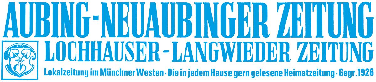 Aubing-Neuaubinger Zeitung / Lochhausen-Langwieder Zeitung