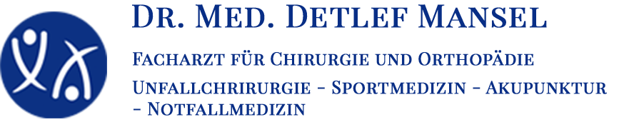 Dr. Med. Detlef Mansel - Orthopädie