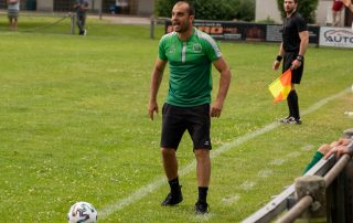 Trainer Davide Taurino