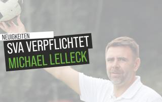 Verpflichtung Michael Lelleck
