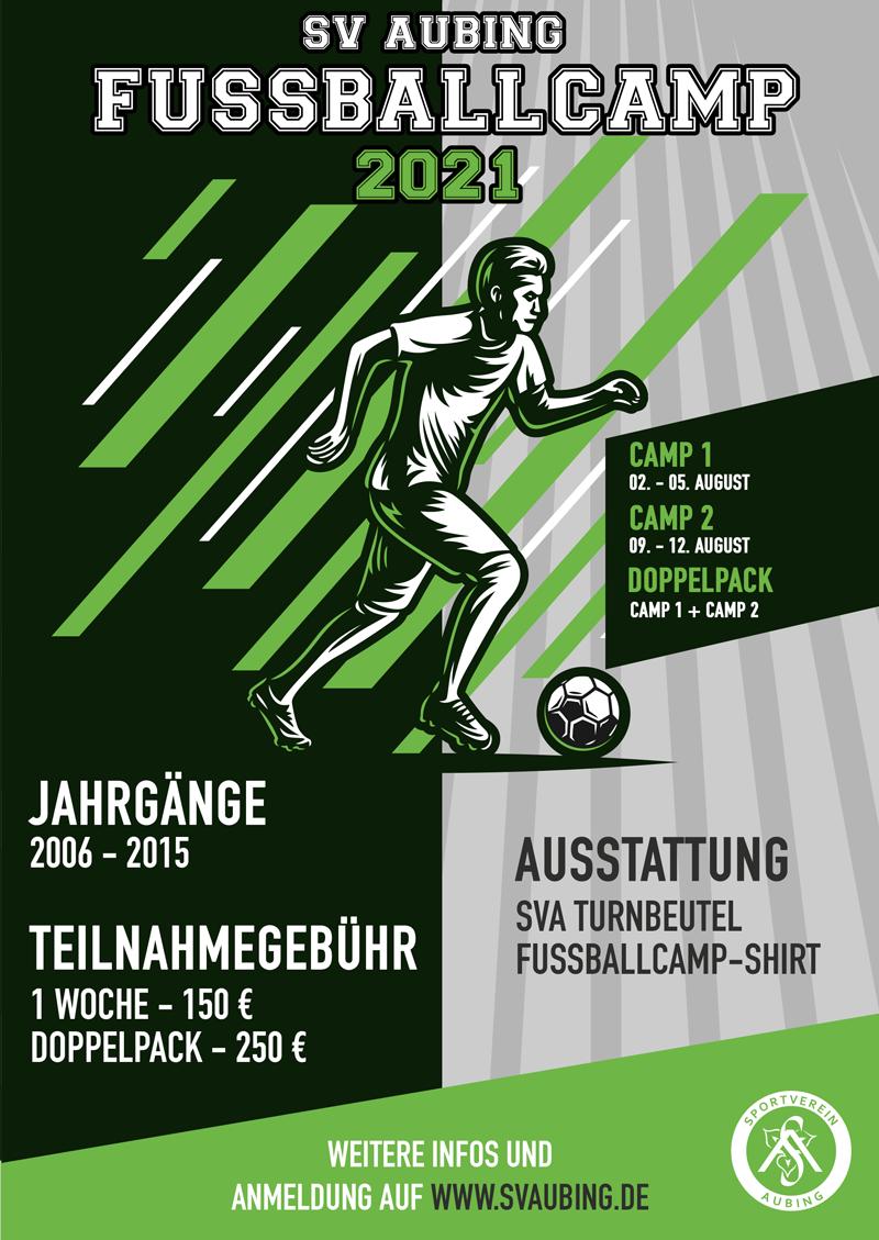 SVA Fußballcamp 2021
